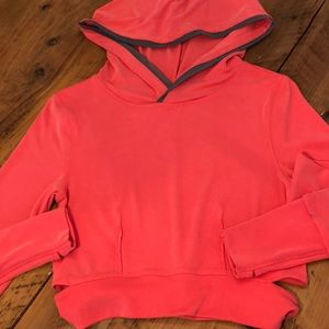 Free People Movement Cropped Hoodie